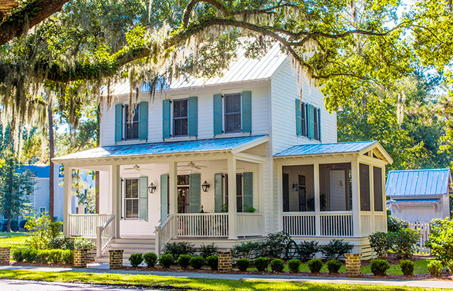 Bay Breeze Southern Living House Plans