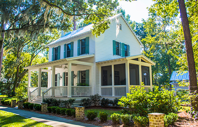 Bay Breeze Southern Living House Plans