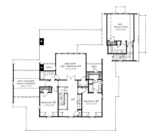 Southern gothic southern living house plans for Southern living house plans with keeping rooms