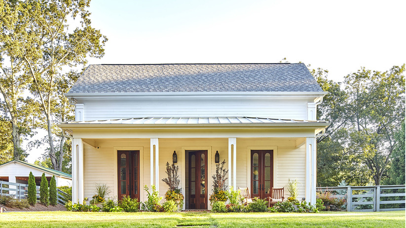 Longleaf Cottage Southern Living House Plans