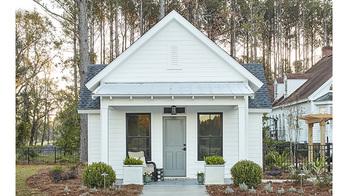 Whiteside Farm -   | Southern Living House Plans