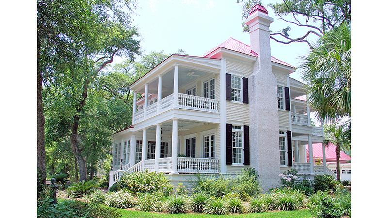Alderidge Place Moser Design Group Southern Living House Plans