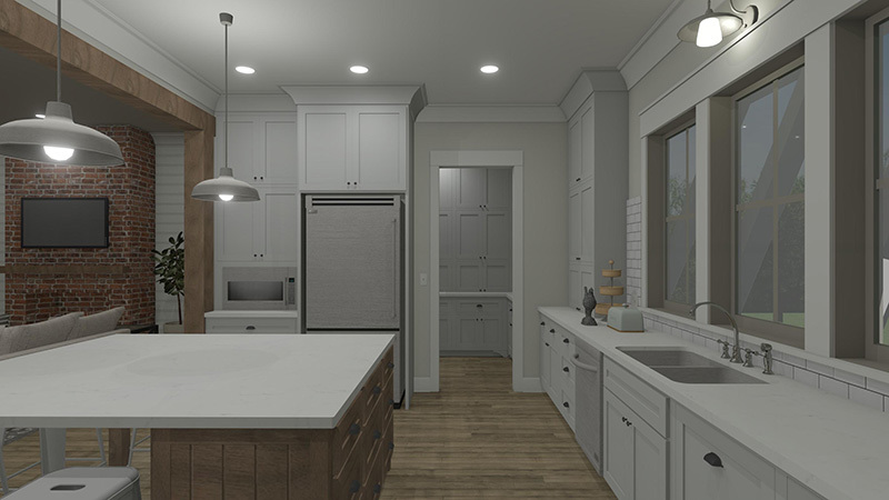 Sl 2005 3d kitchen2pantry