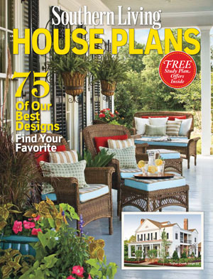 Southern Living House Plans 2010