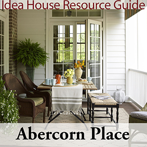 Abercorn Place Idea House Resource Guide