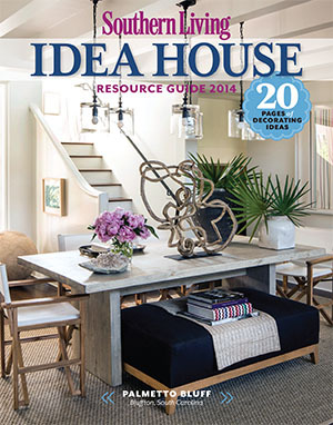 2014 Southern Living Idea House Resource Guide (PRINT)