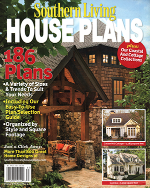Southern Living House Plans Fall 2008