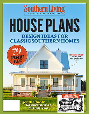 Cedar River Farmhouse Southern Living House Plans