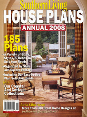 Southern Living House Plans Annual 2008