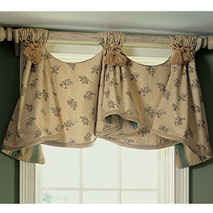 Celebration Kitchen Valance