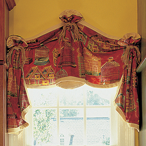 Carriage Valance