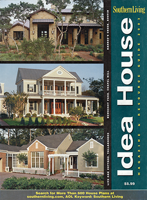 2003 Southern Living Idea House Resource Guide