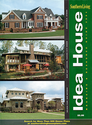 Southern Living Idea Houses 2004