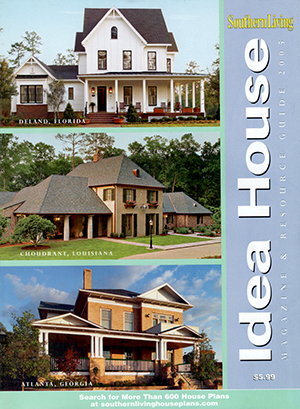 2005 Southern Living Idea House Resource Guide