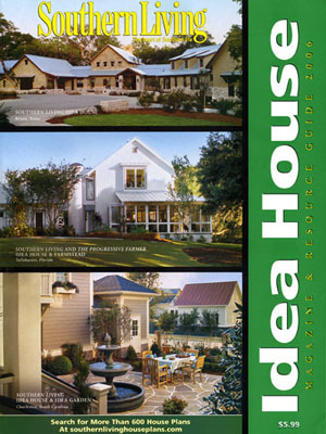 2006 Southern Living Idea House Resource Guide