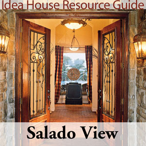 Salado View Idea House Resource Guide