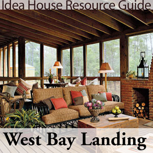 West Bay Landing Idea House Resource Guide