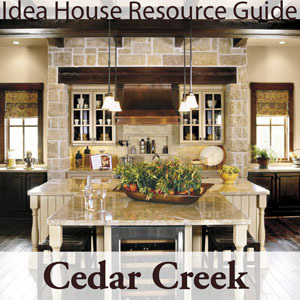 Cedar Creek Idea House Resource Guide