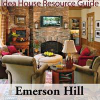 Emerson Hill Idea House Resource Guide