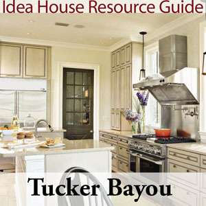 Tucker Bayou Idea House Resource Guide