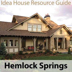 Hemlock Springs Idea House Resource Guide