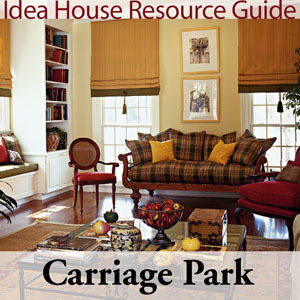 Carriage Park Idea House Resource Guide