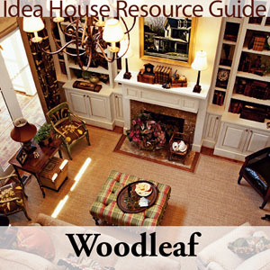 Woodleaf Idea House Resource Guide