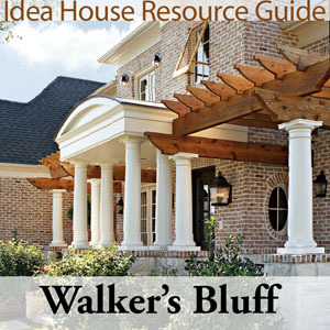 Walker's Bluff Idea House Resource Guide
