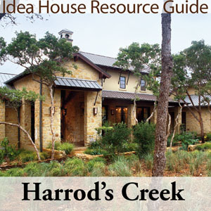 Harrod's Creek Idea House Resource Guide