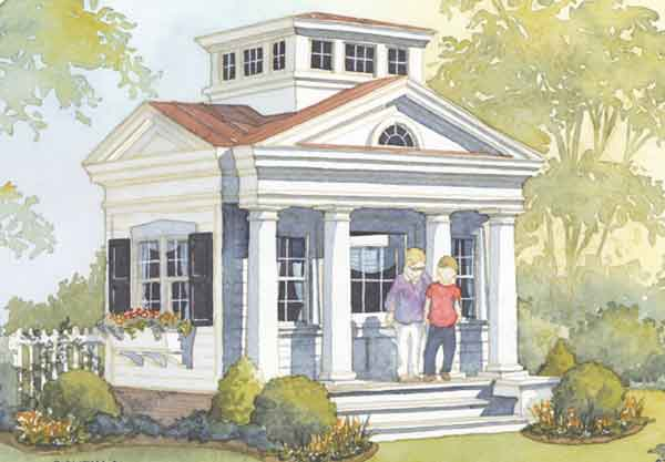 Search Project Plans Coastal Living House