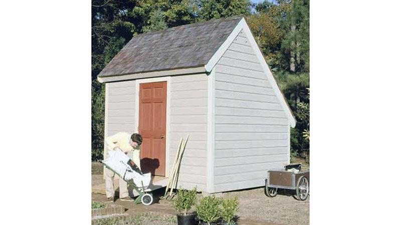 Garden Storage Shed