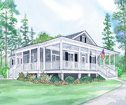 Southern Living House Plans