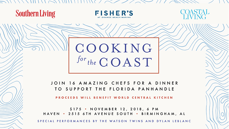 Feature cooking4coast