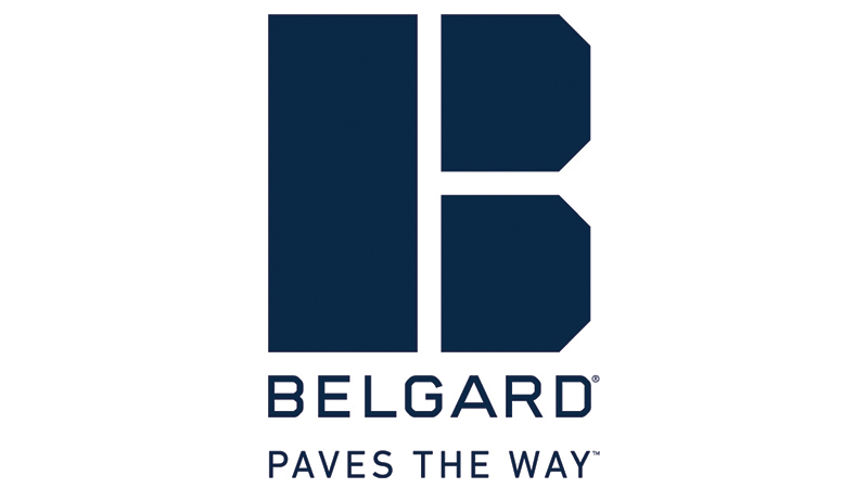 Use this    belgard logo tagline