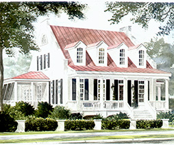 Southern style beach house plans home photo style for Southern louisiana house plans