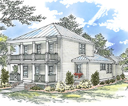 Pictures of home plans