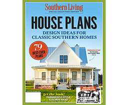 Southern home living house plans