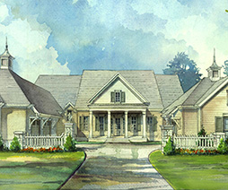 Southern Living House Plans   Find Floor Plans  Home Designs  and    PLAN OF THE MONTH
