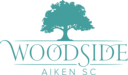 Woodside logo blue