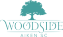 Woodside logo blue mobile 300x176