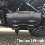 Triumph Bobber Tool Bag From Bike Bros
