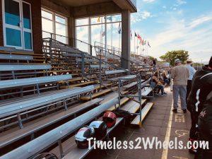 The TT Grandstand