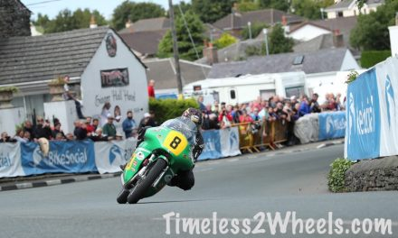 Classic TT – Isle of Man Mountain Course