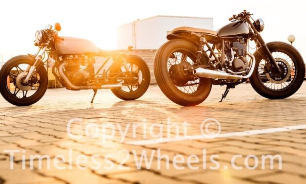 How Much Does It Cost To Build a Cafe Racer?