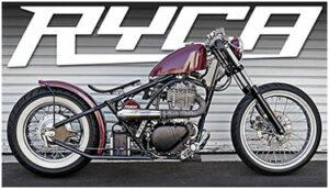 Harley Sportster hardtail Bobber kit by RYCA