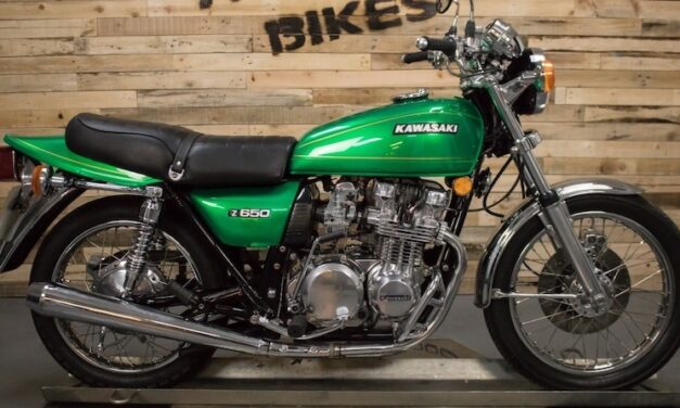 What Is The Best Classic Motorcycle To Buy?