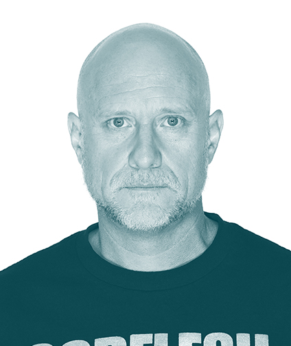 Artist and geographer Trevor Paglen