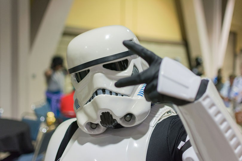 6 Star Wars Characters You'll Find in Your Office