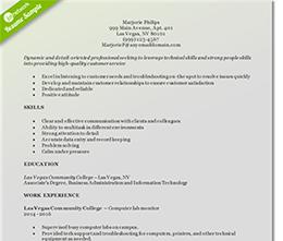 Entry-Level-Customer-Service-Resume
