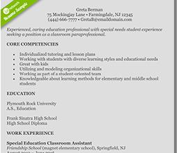 teacher-resume-template